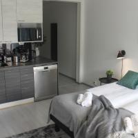 Forenom Serviced Apartments Vantaa Jokiniemi