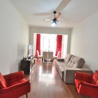 Real Apartments 342 Apartamento com 3 quartos + 2 banheiros em Copacabana