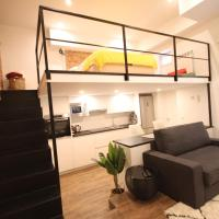 Cosy mini-loft in Goya