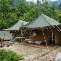 1 BHK Tent in Naggar, Kullu(489D), by GuestHouser