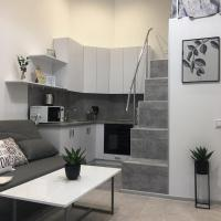 Tiras Scandinavian Apartment in Odessa City