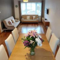 Spacious four bedroom villa with private garden