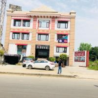 S-Five Hotel