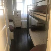 Fairfax rooms