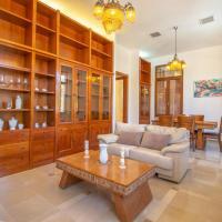 art apartment in mamila