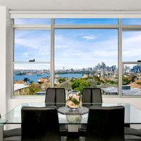Modern 2BR Apartment with Views HARIS
