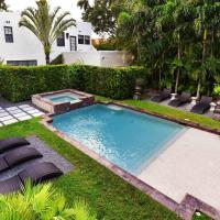 Charming & Historic Miami Cottage 2 bedroom & Pool