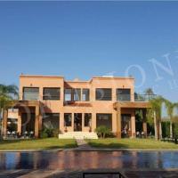 Villa de luxe, Bab Atlas, 300 m²