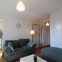 Budget-Level apartment with good location near the center of Rauma