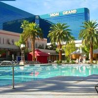1 bedroom with 2 full bath at the MGM Signature