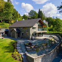 Luxurious home on the shores of Lake Windermere