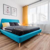 Nordic City Center 2 Rooms Luxury Apartment