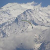 Cordon Balcon Du Mont Blanc