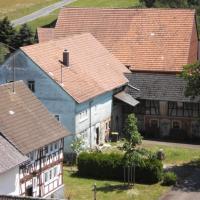 Gästezimmer im Reiterhof im Vogelsberg