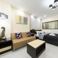 Fresh & Stylish Studio in the Heart of Hip Nimman