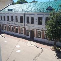 Apartment Suvorov Street 13