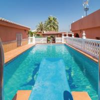 Three-Bedroom Holiday Home in Motril