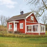 Three-Bedroom Holiday Home in Stromsnasbruk
