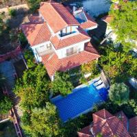 Turkuaz Villa Beldi with Sea View Daily Weekly Rentals