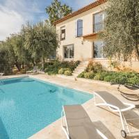 Four-Bedroom Holiday Home in Cabris
