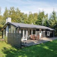 Holiday Home Gedser with Fireplace 08