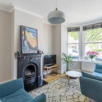 East Finchley Cosy Bright 2BR House North London