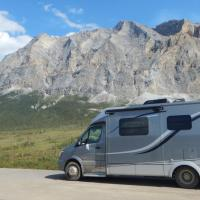Luxury Motorhome for two