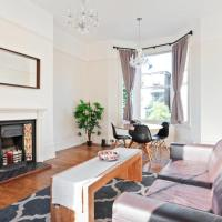 Refined 2 Bed flat, sleeps 3 in Hampstead Heath