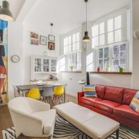 Stunning 1bed 2bath flat, Old Street-5min to tube
