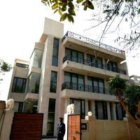 Ahuja Residency Park Lane Gurgaon