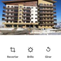 Valle Nevado Ski Resort Apartament