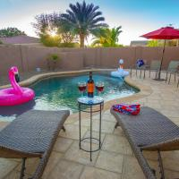 Resort Style Spacious 4BD Home w/ Pool in Ocotillo