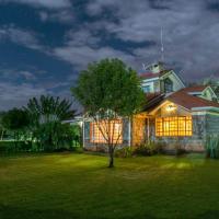 Solio Gardens- Maisonette Main House