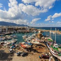 Harbour view flat in Kyrenia -Girne