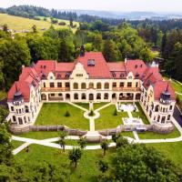 Rubezahl-Marienbad Luxury Historical Castle Hotel & Golf-Castle Hotel Collection