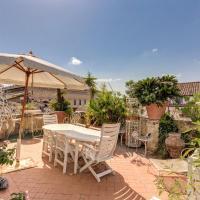 Amazing Attic with terrace in Campo dei Fiori