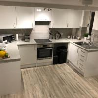 Newark town centre apartment
