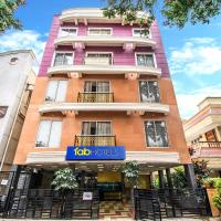 FabHotel Oriental Suites BTM Layout