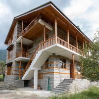 OYO 19611 Home Premium Orchid View Cottage Batar Village Haripur Naggar Road