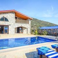 Kayakoy Villa Sleeps 6 Pool Air Con WiFi