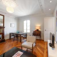 Amazing apartment for 5 in Oberkampf