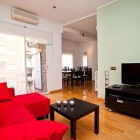 Cozy Eixample Apartment