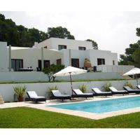 Cala Vadella Villa Sleeps 12 Pool WiFi