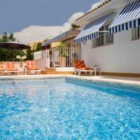 Altea Villa Sleeps 6 Pool