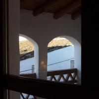 house with 2 bedrooms in alájar, with wonderful mountain view and furnished t...