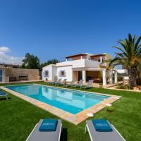 Ibiza Town Villa Sleeps 11 Pool WiFi