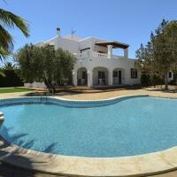 Colonia de Sant Jordi Villa Sleeps 12 Pool Air Con