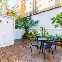 Gorgeous Garden 2 Bed Apartment