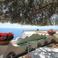 Praiano Villa Sleeps 4 Air Con WiFi