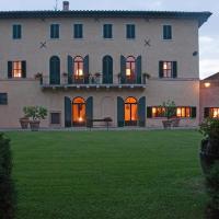 Monteroni d'Arbia Villa Sleeps 13 Pool Air Con WiFi